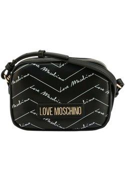Love Moschino - Borsa a tracolla - black