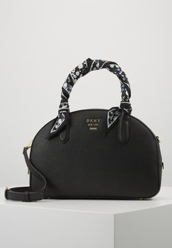 DKNY - LIZA MEDIUM TOTE - Handtasche - black