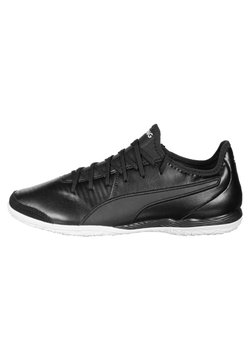 Puma - KING PRO  - Indoor football boots -  black