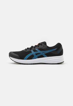 ASICS - PATRIOT 12 - Zapatillas de running neutras - black/reborn blue