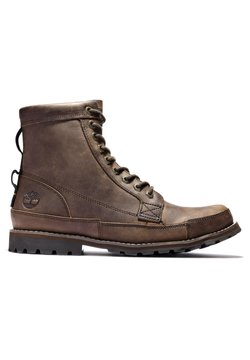 Timberland - ORIGINALS II 6 INCH - Schnürstiefel - dk brown full grain
