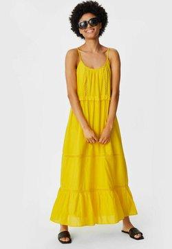 C&A Premium - Maxikleid - yellow