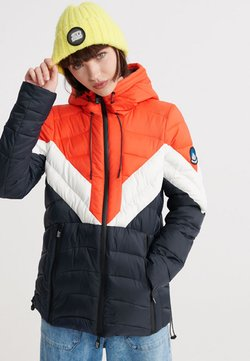 Superdry - Winterjacke - patriot blue