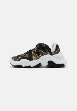 N°21 - BILLY PRINT - Sneaker low - khaki