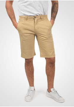 Solid - RON - Jeansshort - sand