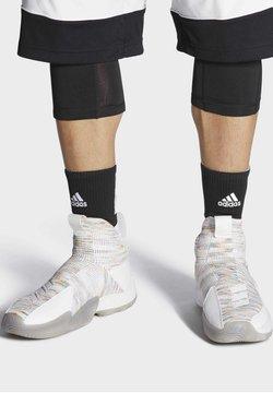 adidas Performance - N3XT L3V3L 2020 SHOES - Basketball shoes - white