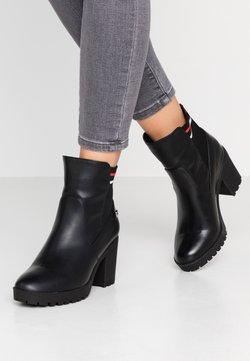 Refresh - Korte laarzen - black