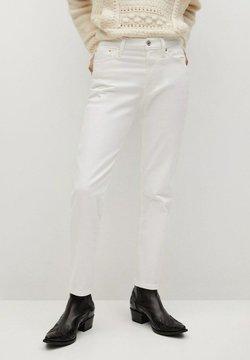 Mango - MAR - Jeans Straight Leg - wit