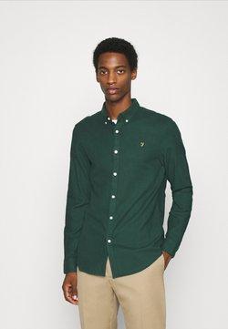 Farah - MINSHELL SOL - Overhemd - emerald green