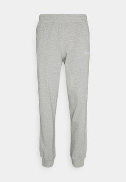 Diadora - PANT CUFF LIGHT CORE - Jogginghose - light middle grey melange