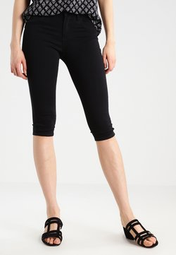 ONLY - ONLRAIN - Jeansshorts - black