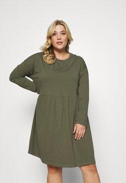 Noisy May Curve - NMKERRY DRESS - Vestido ligero - kalamata