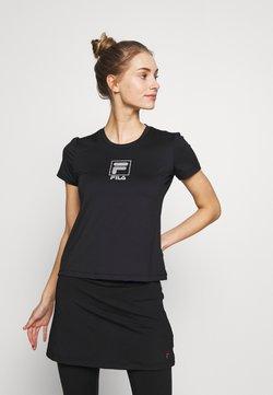 Fila - ANGIE - T-Shirt print - black