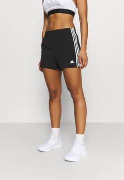 adidas Performance - Urheilushortsit - black/white