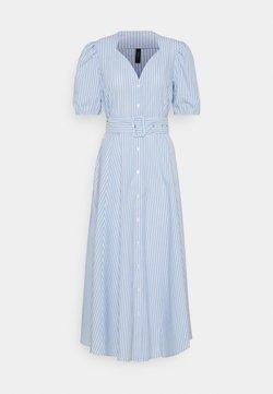YAS - YASCASA LONG DRESS - Maxiklänning - della robbia blue