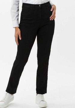 BRAX - CORRY NEW - Slim fit jeans - black