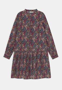 Name it - NKFVINAYA LONG DRESS - Blusenkleid - persian red
