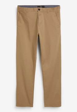 Next - SLIM FIT - Chinot - camel
