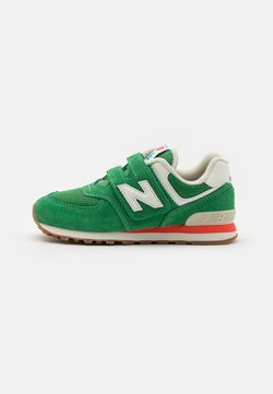 New Balance - PV574HE2 - Matalavartiset tennarit - green