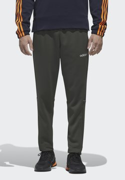 adidas Performance - INTUITIVE WARMTH SERENO JOGGERS - Pantalones deportivos - green
