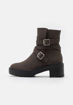 Even&Odd - Snowboot/Winterstiefel - dark brown