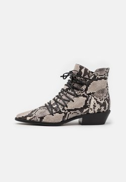 Marc Cain - Bottines à lacets - moon rock