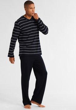 Schiesser - SET - Pyjamas - dunkelblau