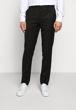 HUGO - HARTLEY - Pantaloni eleganti - black