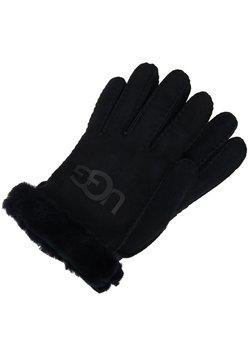 UGG - LOGO GLOVE - Fingerhandschuh - black
