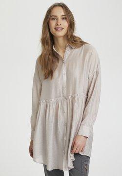 Cream - Vestido camisero - burnished lilac