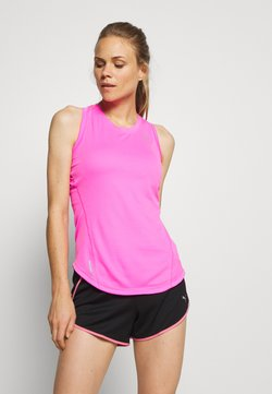 Puma - IGNITE TANK - Camiseta de deporte - luminous pink