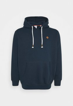 Jack & Jones - JORTONS HOOD  - Sweat à capuche - navy blazer