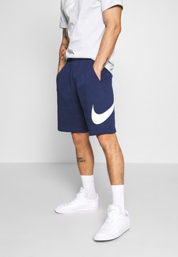 Nike Sportswear - Shorts - midnight navy/white