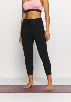 Curare Yogawear - 7/8 PANTS - Jogginghose - black