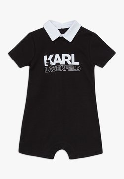 KARL LAGERFELD - ALL IN ONE BABY - Jumpsuit - black
