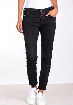 Gang - GEORGINA  - Jeans Slim Fit - black