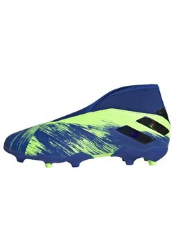 adidas Performance - NEMEZIZ 19.3 FIRM GROUND BOOTS - Fußballschuh Nocken - green