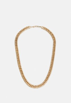 Wild For The Weekend - HEAVY LINK NECKLACE - Necklace - gold-coloured