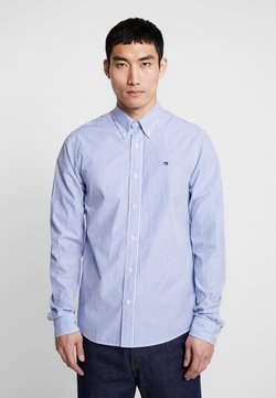 Scotch & Soda - CRISPY REGULAR FIT BUTTON DOWN COLLAR - Camicia - off-white