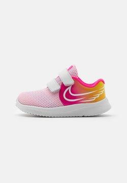 Nike Performance - STAR RUNNER 2 SUN UNISEX - Juoksukenkä/neutraalit - platinum tint/summit white/hyper pink