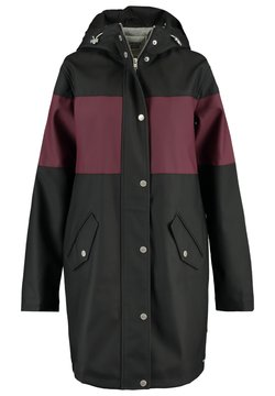 America Today - Parka - black/red