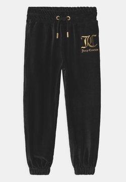 Juicy Couture - JUICY  - Verryttelyhousut - jet black