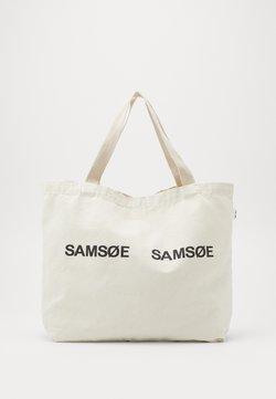 Samsøe Samsøe - FRINKA  - Shopping bag - warm white