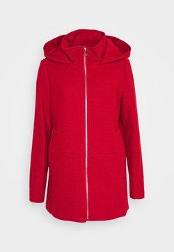 Esprit - Wollmantel/klassischer Mantel - dark red