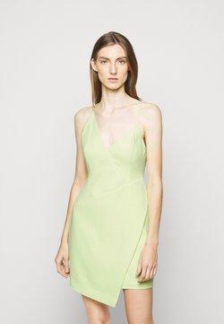 BCBGMAXAZRIA - EVE SHORT DRESS - Cocktailkleid/festliches Kleid - light green