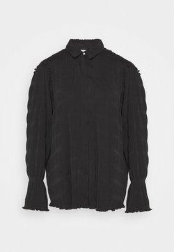 Holzweiler - SAGE PLEAT - Overhemdblouse - black