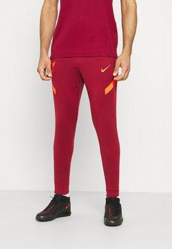 Nike Performance - LIVERPOOL FC PANT - Tights - team red/bright crimson/bright crimson