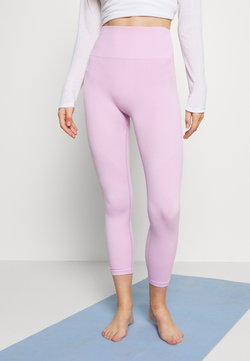 Nike Performance - SEAMLESS 7/8 - Leggings - light arctic pink/white