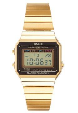 Casio - Montre à affichage digital - gold-coloured