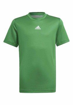 adidas Performance - AEROREADY - T-shirt med print - green